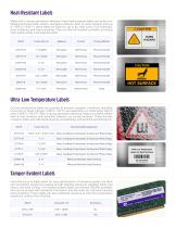 Identification Labels for the Aerospace Industry - 3