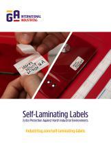 Self-Laminating Labels - 1