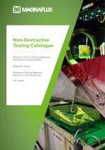 Non-Destructive Testing Catalogue