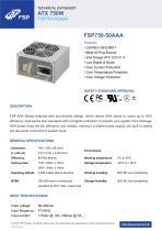 FSP750-50AAA