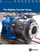 Gorator Pump Brochure