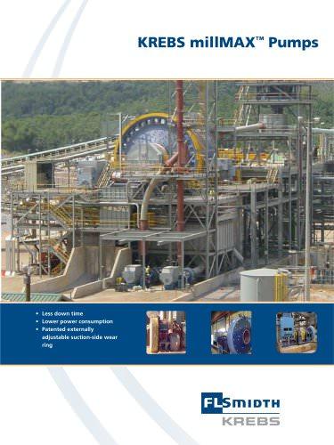 Krebs millMAX Pump Brochure