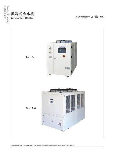 Air-cooled chiller/water cooler-Santsai machinery