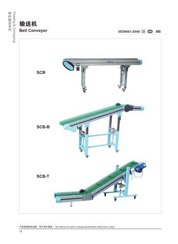 Belt conveyor-Santsai Machinery
