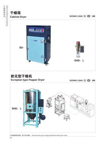 Drying Hopper /Dryer-Santsai machinery