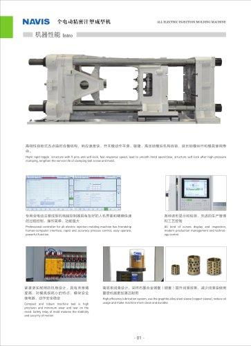 electric Injectionn molding machine Features-Santsai machinery