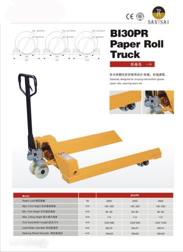 Paper Roll Hand pallet truck
