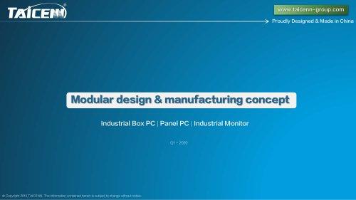 TAICENN Modular concept Presentation