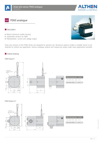 FD60 analogue