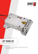 Differential interferometer SP 5000 DI - 1