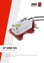 Laser interferometer SP 5000 NG - 1