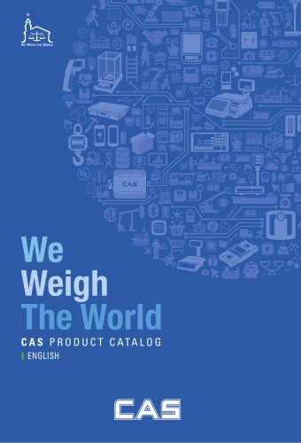 CAS Product Catalog