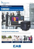 SM080 Thermal Imaging Camera - 1