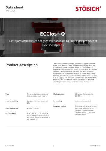 ECClos® -Q