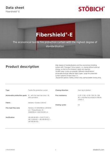 Fibershield®-E