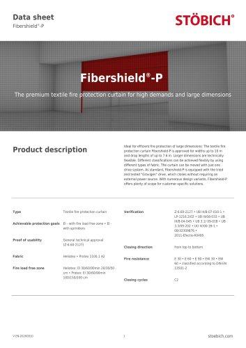 Fibershield® -P
