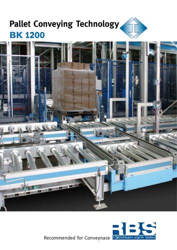 Pallet Conveying Technology BK1200