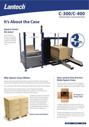 Standard Case Erector