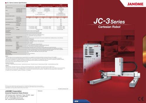 JC-3 Series Cartesian Robot