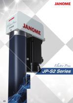 JP-S2 Series Servo Press