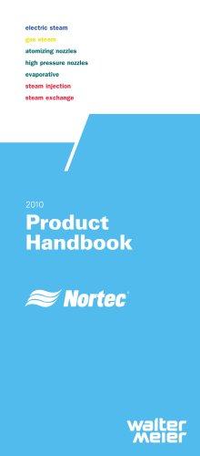 NORTEC 2010 PRODUCT HANDBOOK