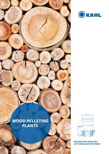 Wood Pelleting Plants