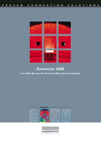 Enviromix 2000 Burner