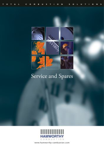 Services and Spares