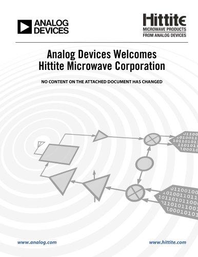 HMC853 Data Sheet