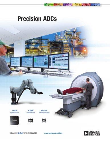 Precision ADCs