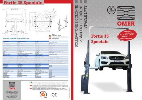 Fortis 35 Speciale