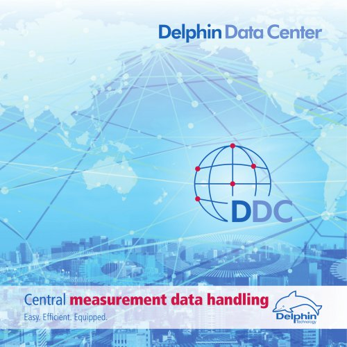 Central measurement data handling