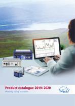 Product catalogue 2019 / 2020