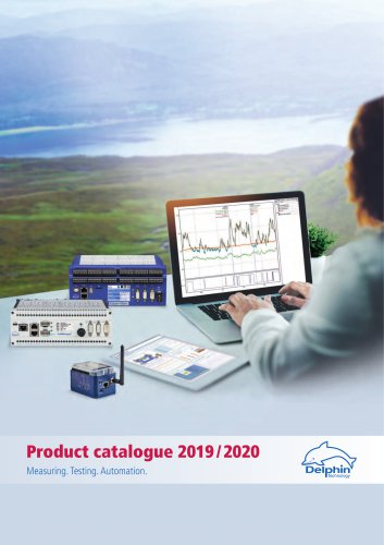 Product catalogue 2019 / 2020