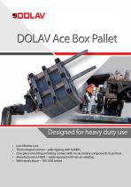 DOLAV Ace Box Pallet