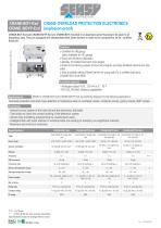 CRANE-BOY-Exd CRANE-BOYP-Exd : CRANE OVERLOAD PROTECTION ELECTRONICS (explosion-proof)