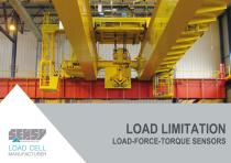 LOAD LIMITATION LOAD-FORCE-TORQUE SENSORS