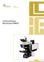 Confocal Raman Microscope RAMOS