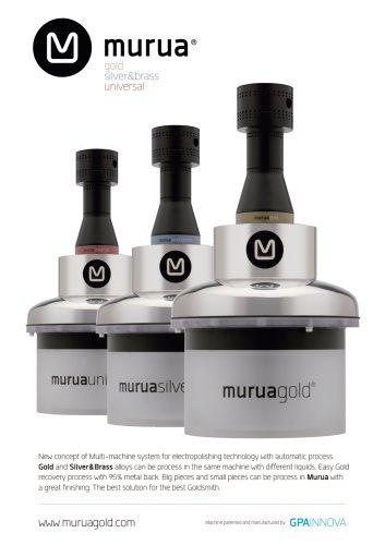 MURUA Technical Datasheet