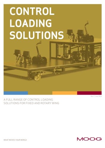 CONTROL LOADING SOLUTIONS