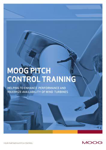 Moog Pitch Control Training