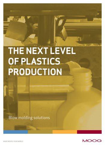 THE NEXT LEVEL OF PLASTICS PRODUCTION