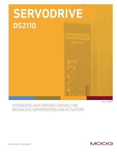SERVODRIVE DS2110