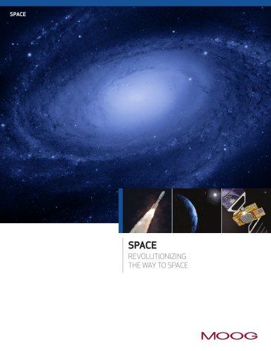 Space Sector Brochure