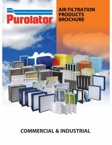 Commercial & Industrial All Products Brochure