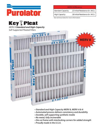 Key Pleat®