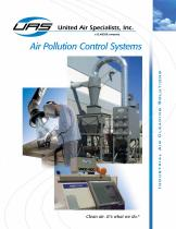 Air Pollution Control Systems - Industrial Air Cleaning Solutions