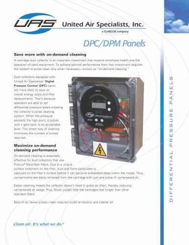 DPC & DPM Pulse Control Panels