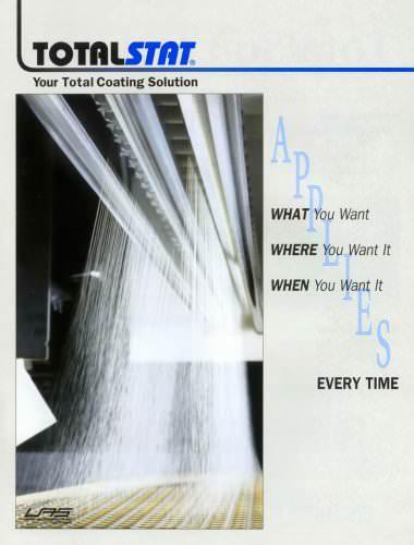 Electrostatic Fluid Coating Systems - TotalStat
