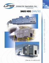 Machine / Ceiling Mount Smog-Hog Mist Collector - SHN / SG